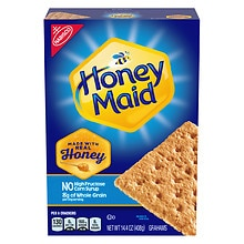 Nabisco Honey Maid,  Honey Graham Crackers