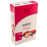 Extend Bar Appetite & Blood Sugar Management Bar Mixed Berry Delight
