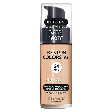 Revlon Colorstay for Combo/Oily Skin Makeup