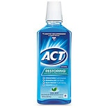 Restoring Anticavity Fluoride Mouthwash Cool Splash Mint