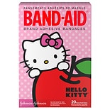 Band-Aid - Children's Hello Kitty Adhesive BandagesAssorted Sizes Assorted Sizes