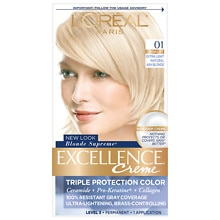 L'Oreal Paris Excellence Triple Protection Permanent Hair Color Creme