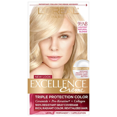 L'oreal excellence creme hair color coupons