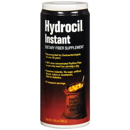 Hydrocil Instant Dietary Fiber Supplement