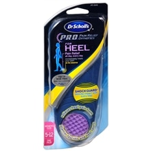 Dr. Scholl's Heel Pain Relief Orthotics for Women 5-12