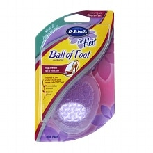 For Her Ball of Foot CushionsWomen's Sizes 6-10