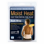 Thermalon Moist Heat Back Wrap Back
