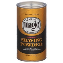 Magic Shave Magic Shaving Powder Gold Fragrant Fragrant