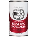 Magic Shave Magic Shaving Powder Extra Strength Extra Strength
