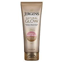 Jergens Natural Glow Revitalizing Daily Moisturizer Medium/Tan Skin Tone