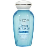 L'Oreal Clean Artiste 100% Oil-Free Eye Makeup Remover