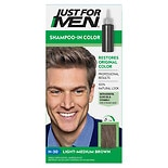 Just For Men Shampoo-In Haircolor Light-Medium Brown 30