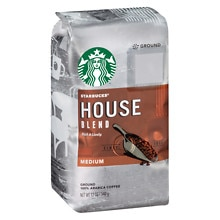 Starbucks Coffee House Blend Ground Coffee