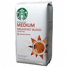 Medium Roast, Breakfast Blend, Ground