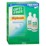 Opti-Free Replenish Multi-Purpose Disinfecting Contact Solution 2 PackValue Pack