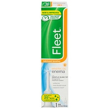 Fleet Mineral Oil Enema, Latex Free