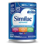 Similac Advance Advance Concentrated Infant Formula 13 oz Concentrate makes 26 Fluid Ounces