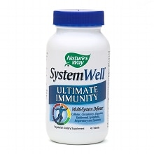 SystemWell Ultimate Immunity, Multi-System Defense Tablets