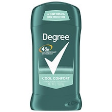 Degree Men Body Responsive Antiperspirant & Deodorant Invisible Solid Cool Comfort
