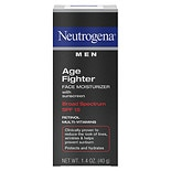 Neutrogena Men Age Fighter Face Moisturizer Lotion SPF 15