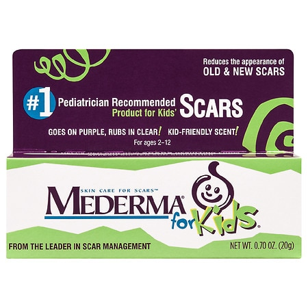 Mederma For Kids, Skin Care for Scars, Topical Gel