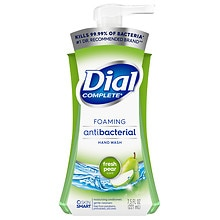 Dial Complete Complete Fresh Pear Foaming Antibacterial Hand Wash Fresh Pear