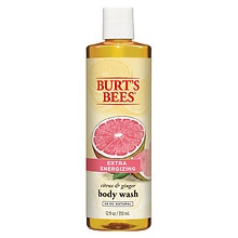 Burt's Bees Body Wash Citrus & Ginger
