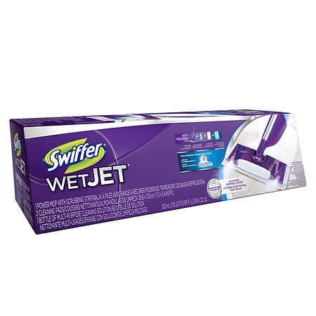 Swiffer WetJet Mopping System Starter Kit