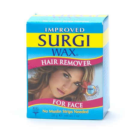 SurgiCare Wax Hair Remover For Face