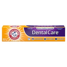 Arm & Hammer Dental Care Advance Cleaning Daily Fluoride Toothpaste with Baking Soda Fresh Mint