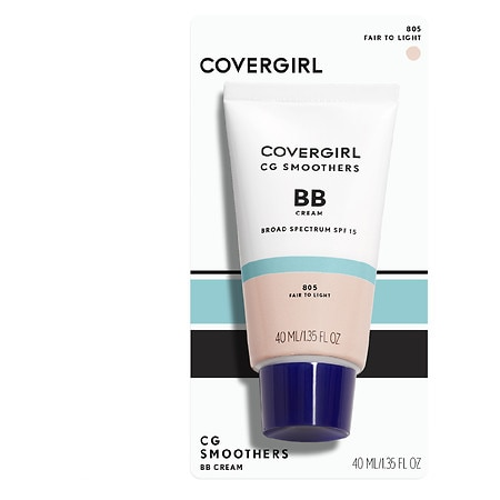 CoverGirl Smoothers BB Cream Tinted Moisturizer + Sunscreen SPF 21