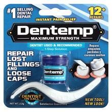 Dentemp OS Dental Filling & Cap Repair Material