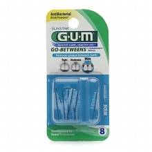 G-U-M PROXABRUSH Refills Tapered