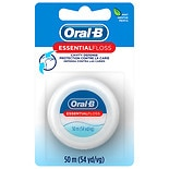Oral-B Essential Floss Mint Waxed Dental Floss Mint