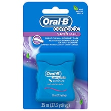 Oral-B Satintape Dental Tape Mint