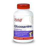 Schiff Glucosamine 2000mg, Coated Tablets