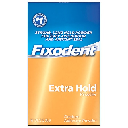 Fixodent Denture Adhesive Powder