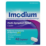 Imodium Advanced Multi-Symptom Relief Antidiarrheal/Anti-Gas Caplets