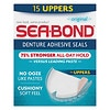 Sea-Bond Denture Adhesive, Uppers Original