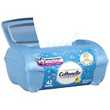 Cottonelle Fresh Care Flushable Moist Wipes Tub