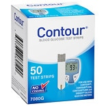 Bayer Contour Contour Blood Glucose Test Strips