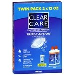 Save up to $3 on Clear Care products.