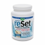 Nature's Way Metabolic Reset Weight Loss Shake Mix Vanilla