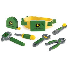 John Deere Preschool Talking Toolbelt Set