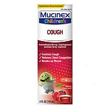Children's Mucinex Children's Cough Liquid Cherry