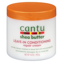 Shea Butter Leave In Conditioning Hair Repair Cream