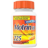 Motrin IB IB Ibuprofen 200 mg Pain Reliever/Fever Reducer Coated Caplets