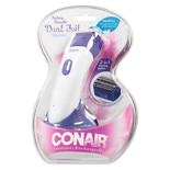 Conair Satiny Smooth Lady Pro Cordless/Rechargeable Razor LWD375NCS