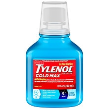 TYLENOL Cold Multi-Symptom Liquid (Nighttime)