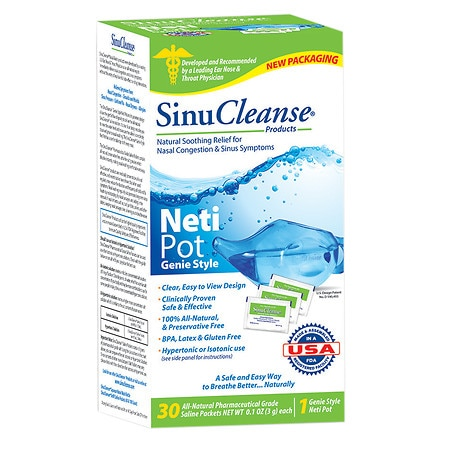 SinuCleanse Neti Pot